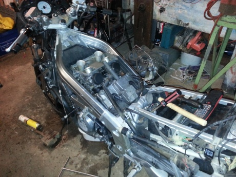 vfr in pieces